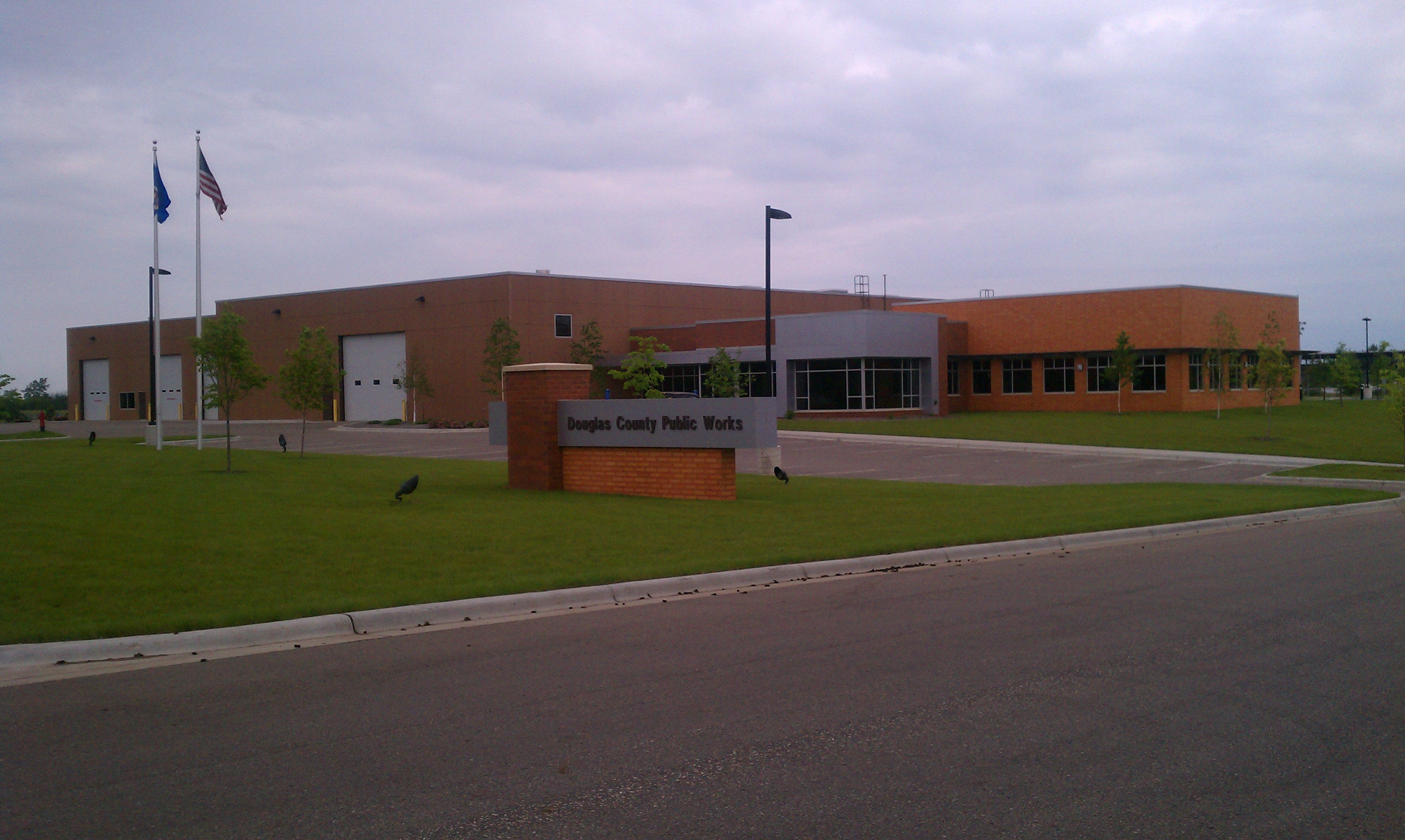 Douglas County Public Works Building