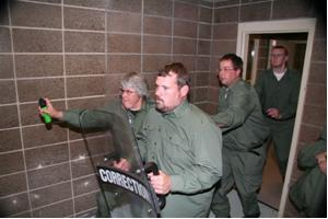 Douglas County Sheriff's Office CERT members training